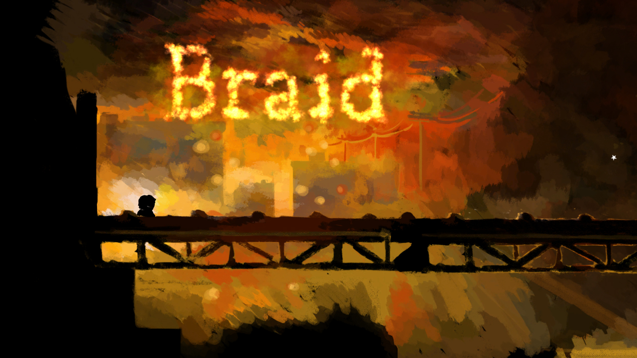 Image result for braid video game