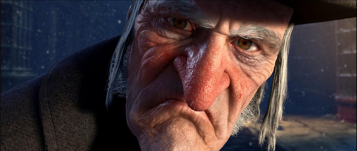A Christmas Carol (2009): Jim Carrey, Robert Zemeckis, and a ...