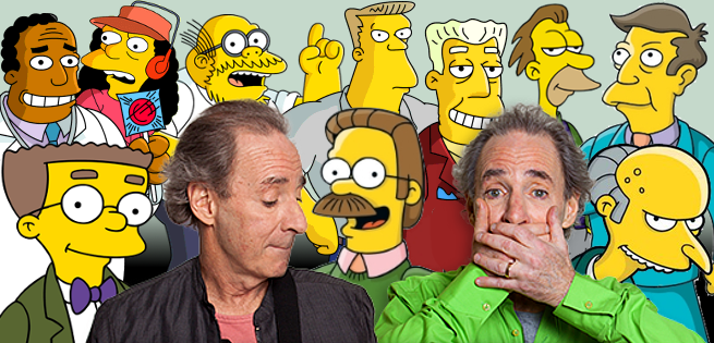 The Simpsons Will Go On Forever | The Andrew Blog Harry Shearer Simpsons