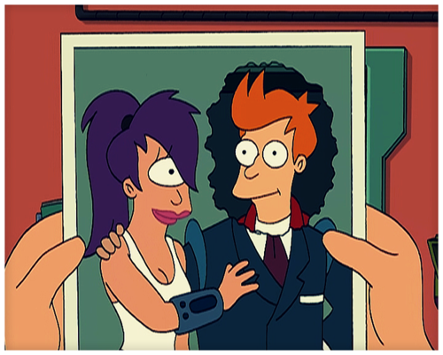 leela and fry relationship quiz