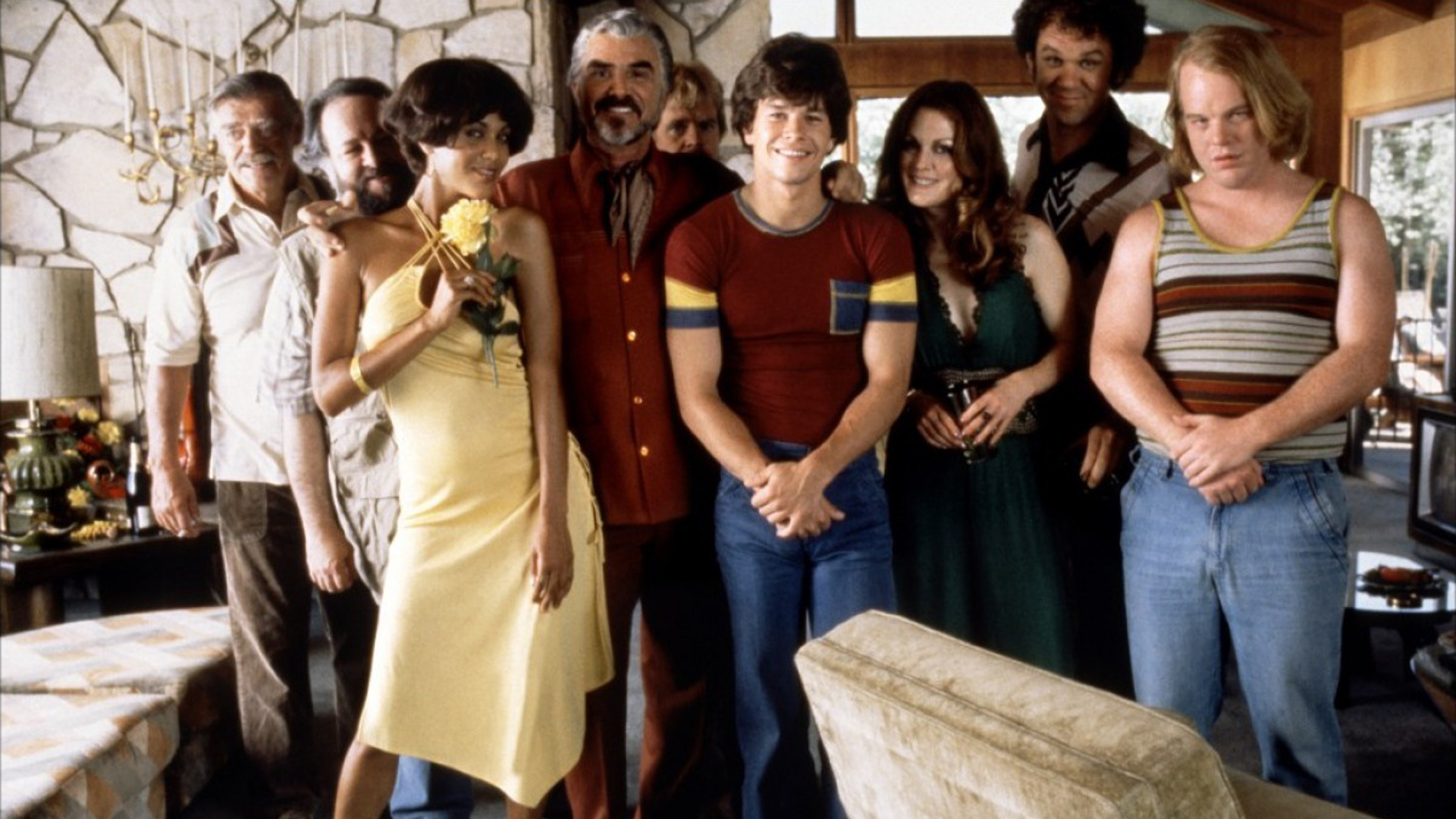 boogie nights depiction endorsement and the wounded humanity of the