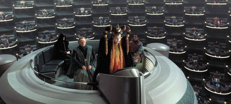 Star Wars The Phantom Menace Is A Cold Empty Film In A