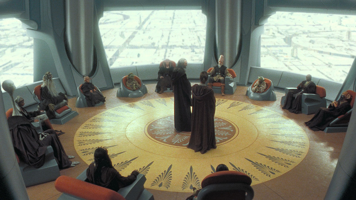 What The Supreme Court And The Jedi Council Have In Common
